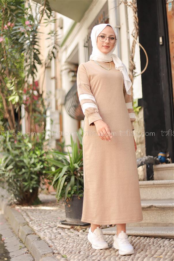 Elbise Vizon - 4134