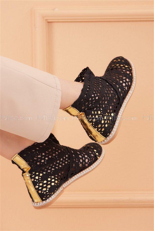 Fıle Ayakkabı SIYAH - 20566