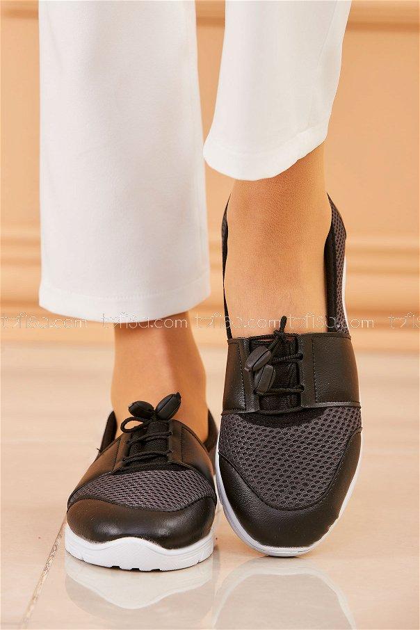 Flıle Ayakkabı FUME BEYAZ - 20136