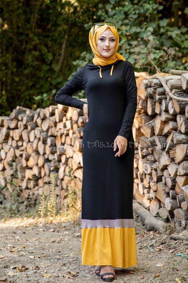 Elbise Hardal - 3075