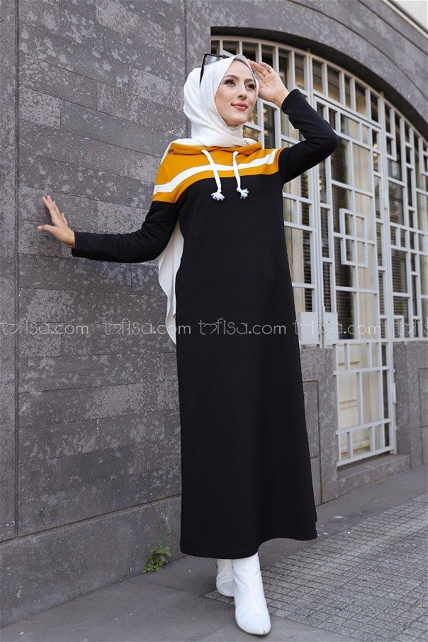 Elbise Hardal - 3090