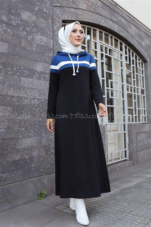 Elbise İndigo - 3090