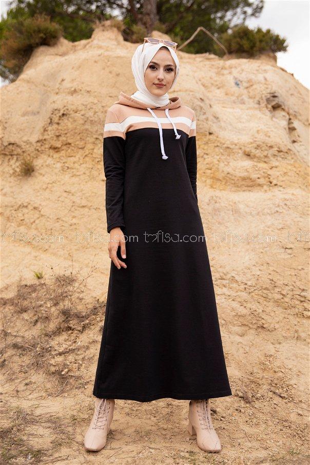 Elbise Vizon - 3090