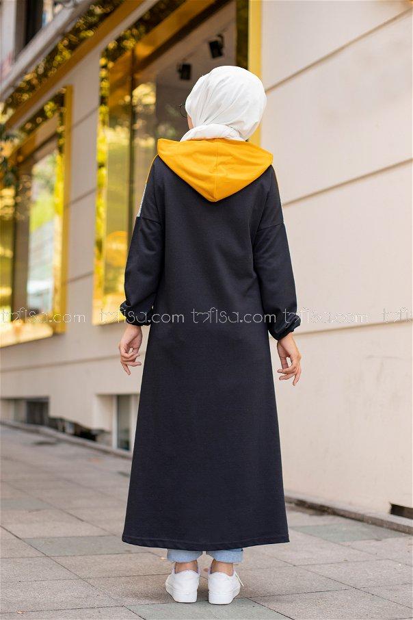 Ferace Siyah Hardal - 3088