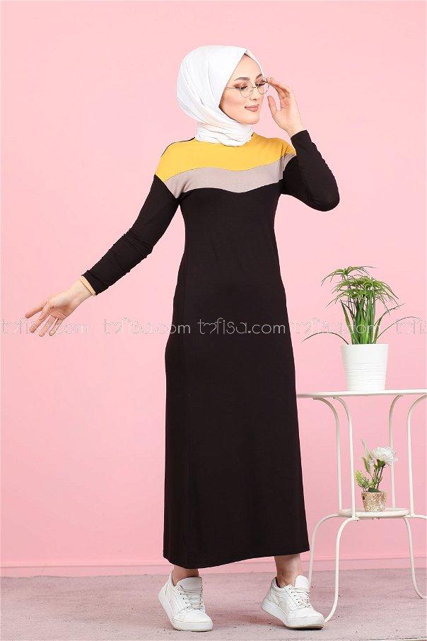 Elbise Hardal - 3081