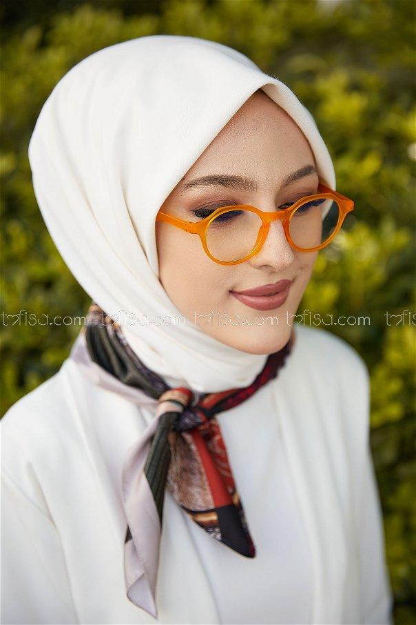 Glasses orange - 20681