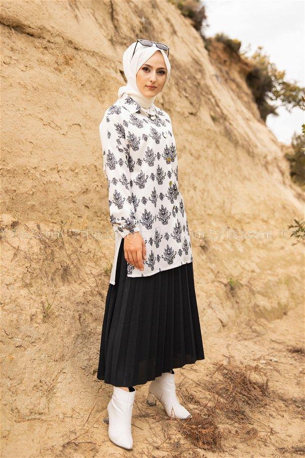 Gömlek Siyah - 9082