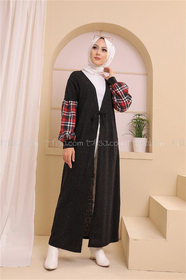Hırka Siyah - 5280