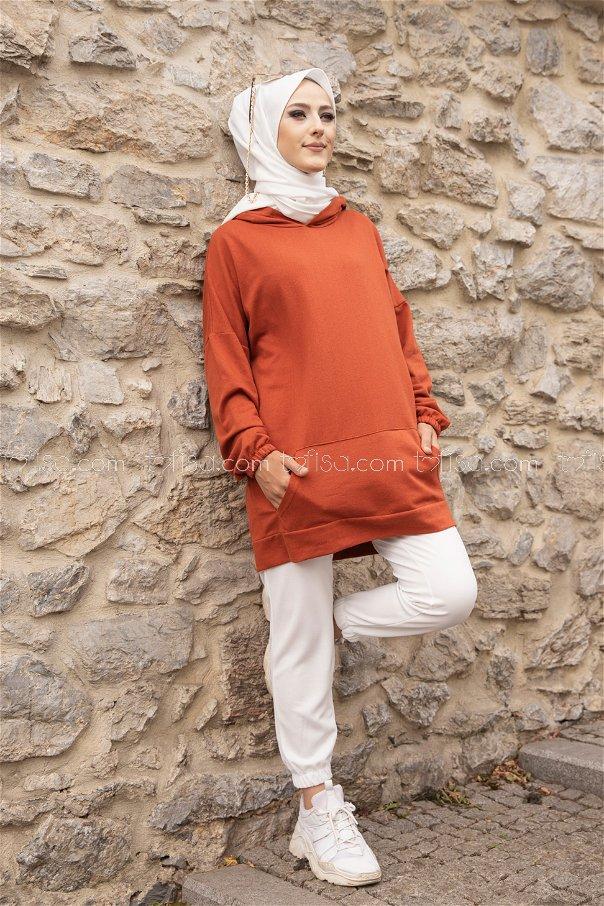 Hooded Sweatshirt Tile - 3293