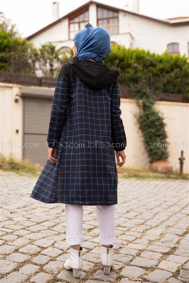 Hooded Tunic Sax - 8609