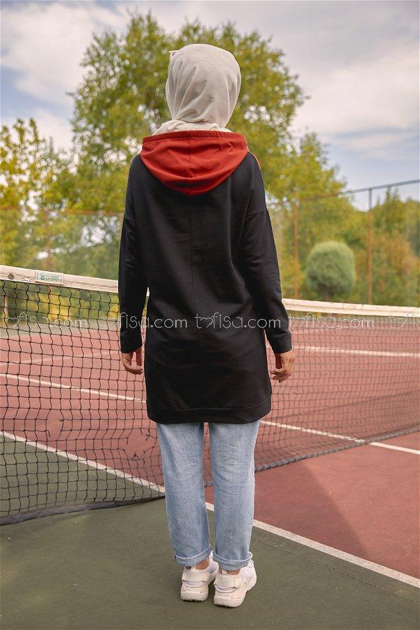 Hooded Tunic Tile - 3235