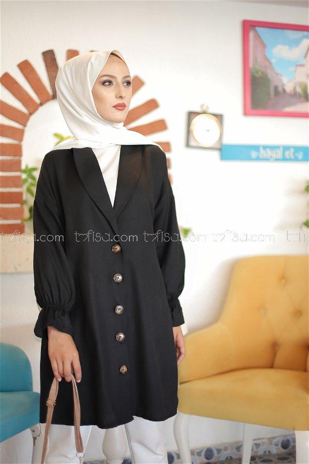 Jacket Black - 3018
