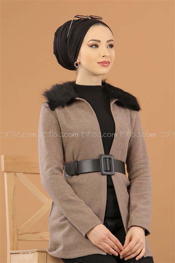 Jacket Details Fur mink - 8280