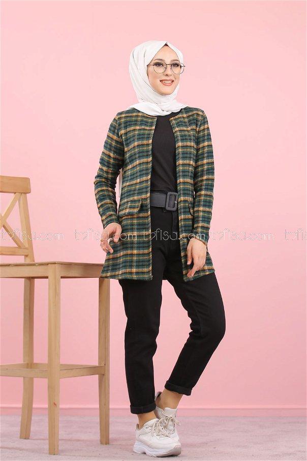 Jacket Emerald - 1339