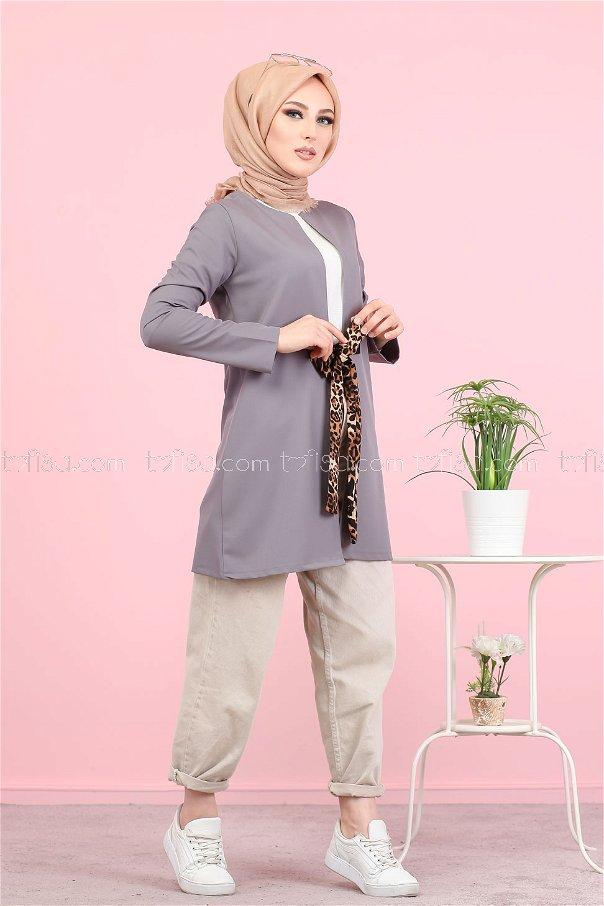 Jacket Grey - 3070