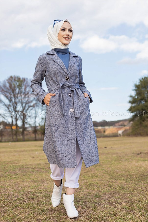 Jacket Grey - 9079