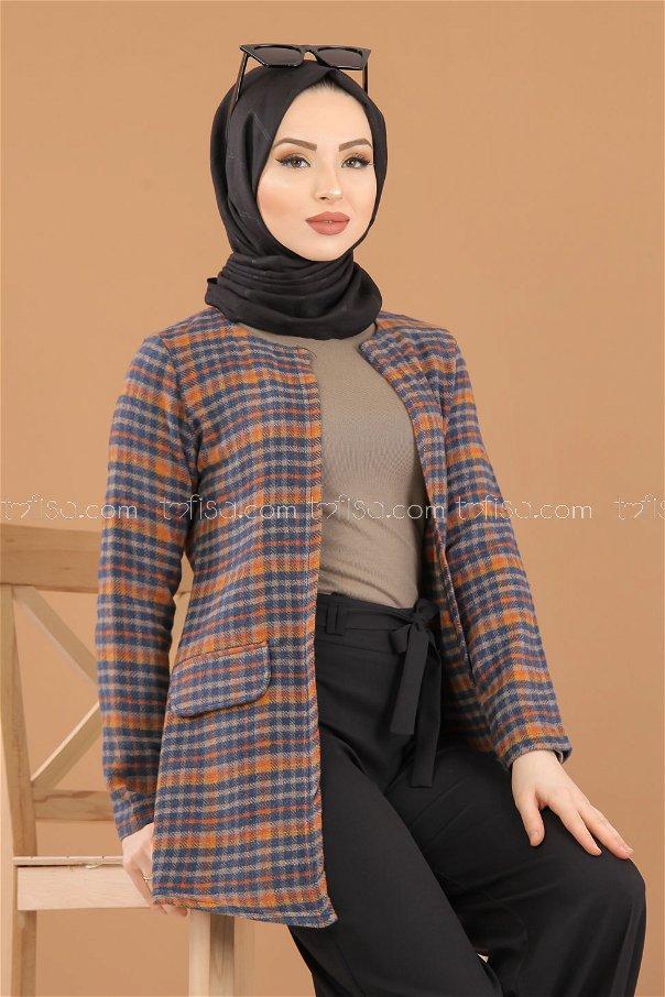 Jacket indigo - 1339