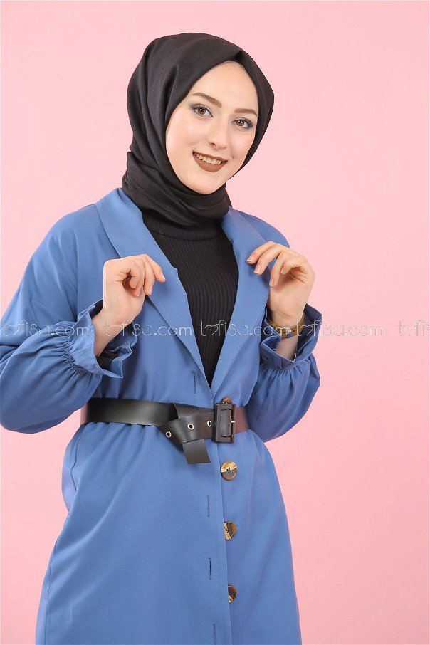 Jacket Indigo - 3018
