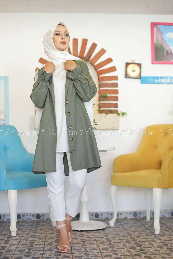 Jacket Khaki - 3018