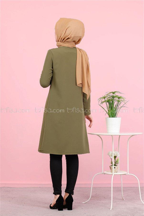 Jacket Khaki - 3071