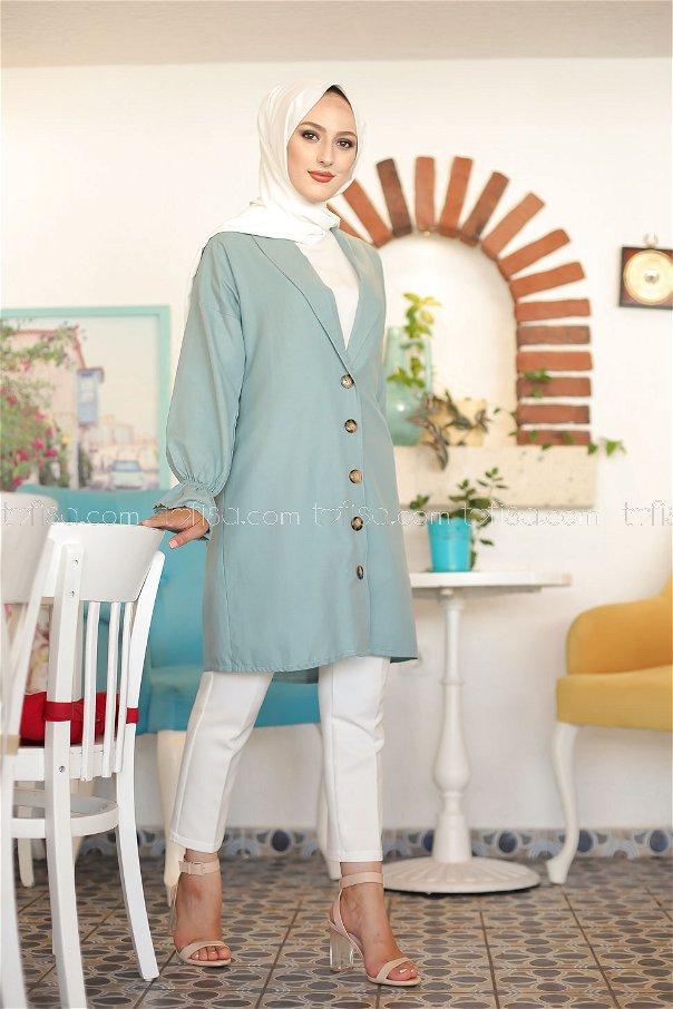 Jacket Mint - 3018