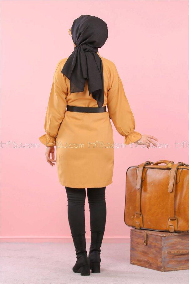 Jacket Mustard - 3018
