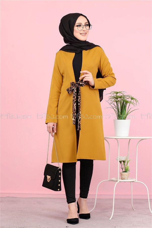 Jacket Mustard - 3071