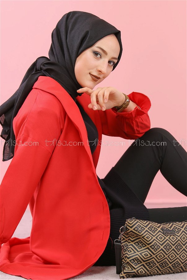 Jacket Red - 3018