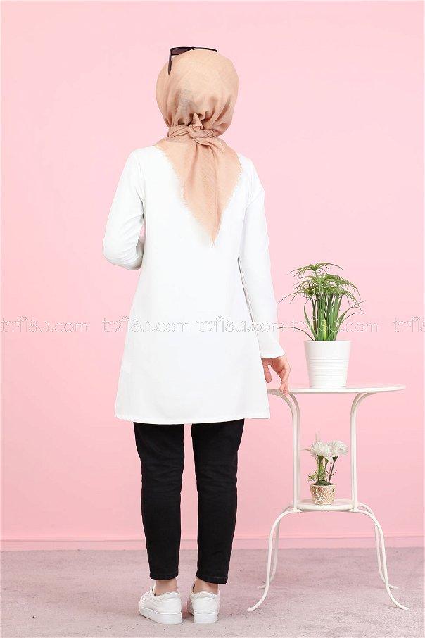 Jacket White - 3070