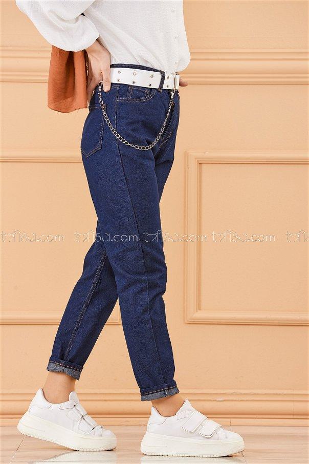 Jeans NAVY- 8767
