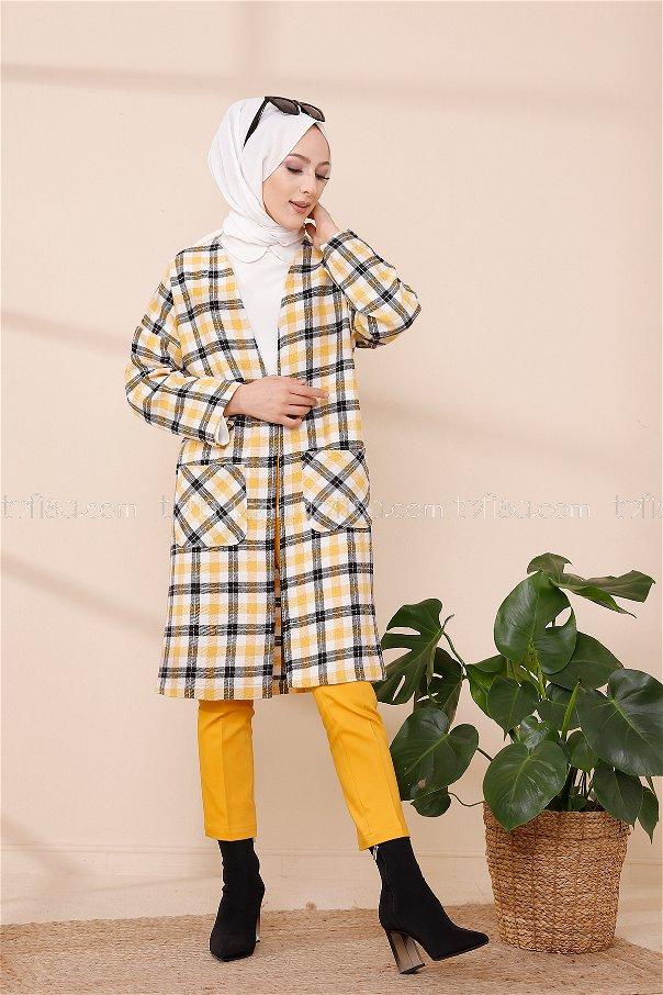 Kap Sarı Sıyah - 3387