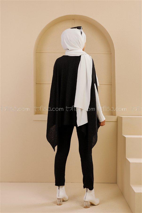 Panço Pantolon Siyah - 5278