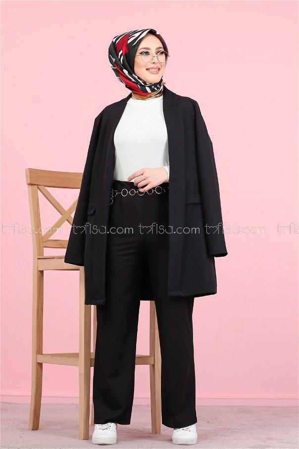 Pant Black - 4142