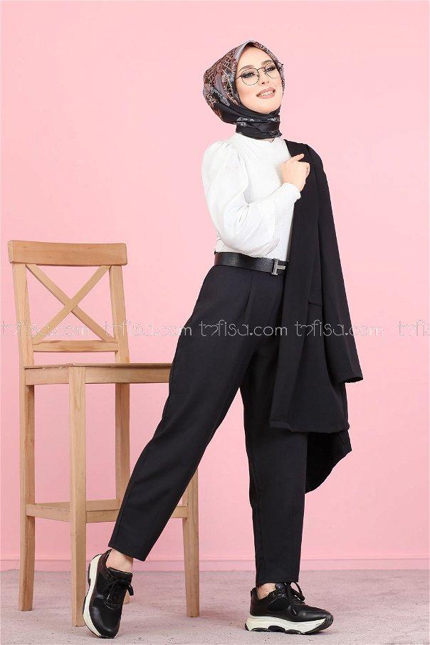Pant Black - 8441
