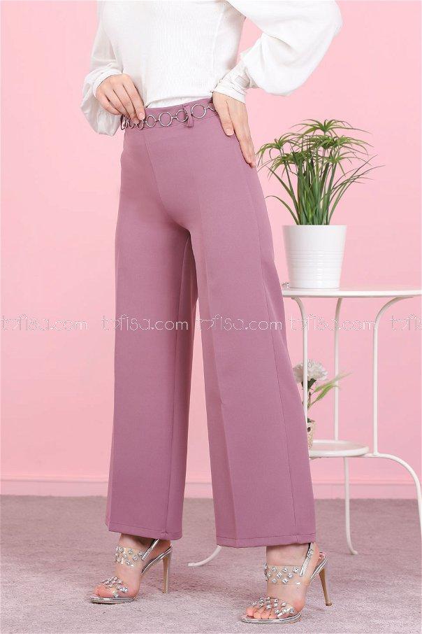 Pant Lilac - 3101