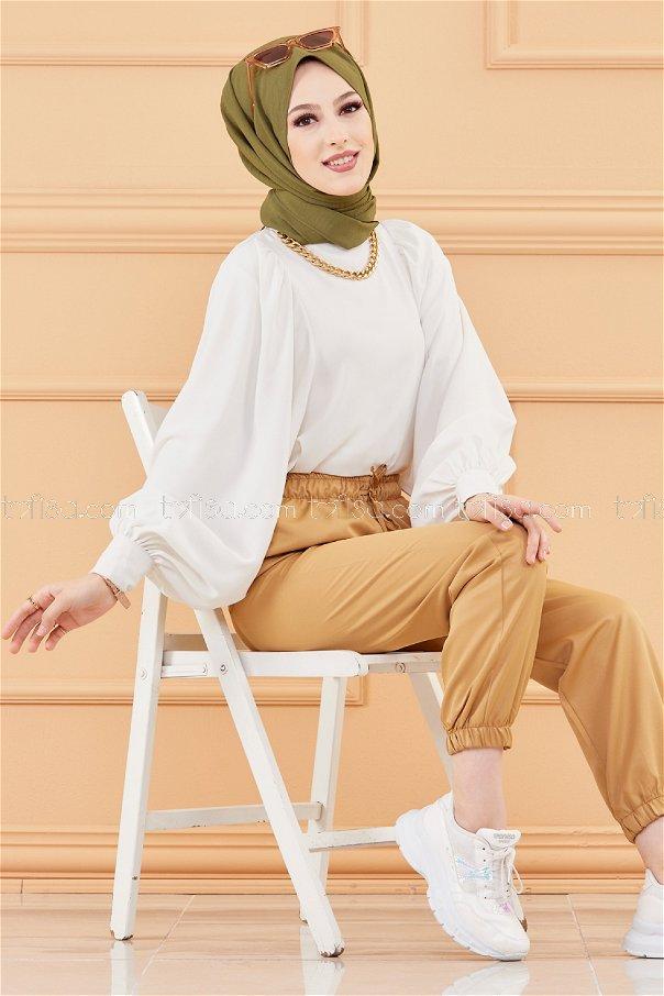 Pantolon Camel - 8673