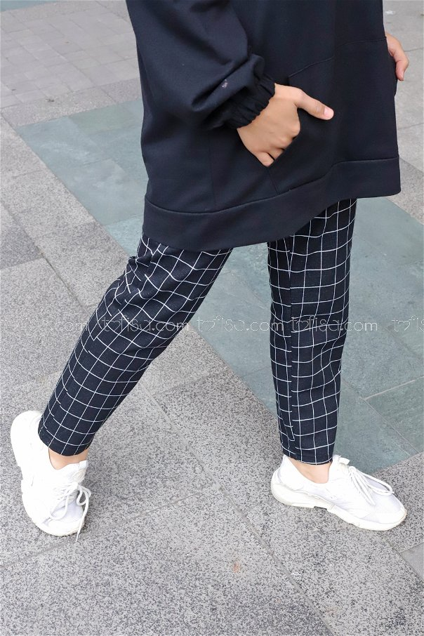 Pantolon Siyah - 4151