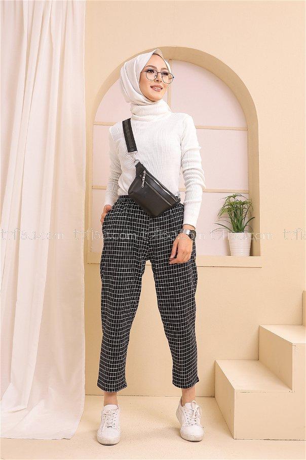 Pantolon Siyah - 4152