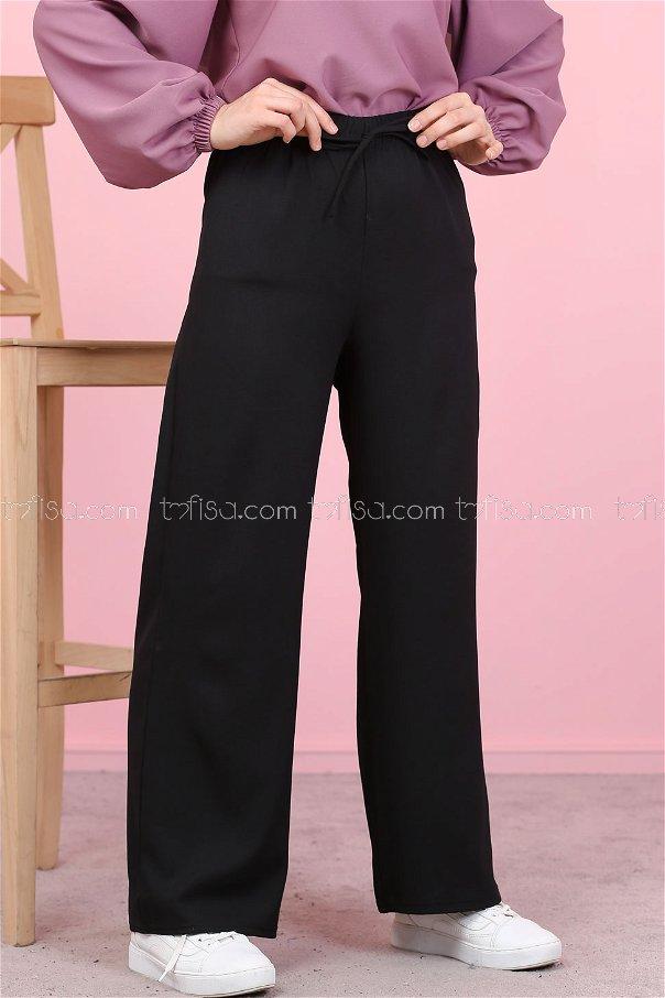 Pants Black - 3096