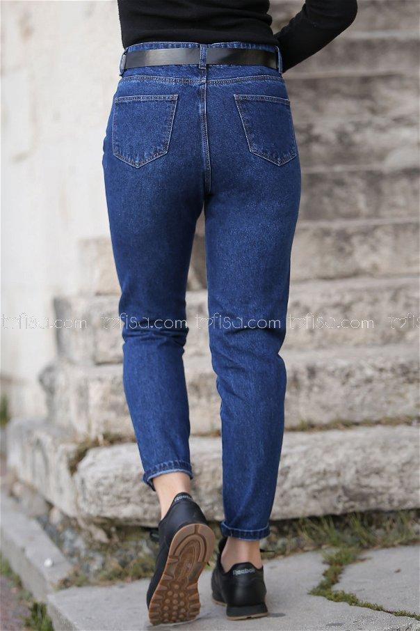 Pants jeans blue - 8297