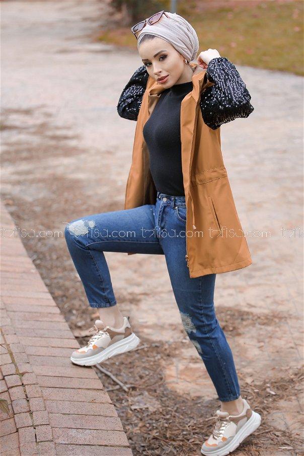 Pants jeans blue - 8299