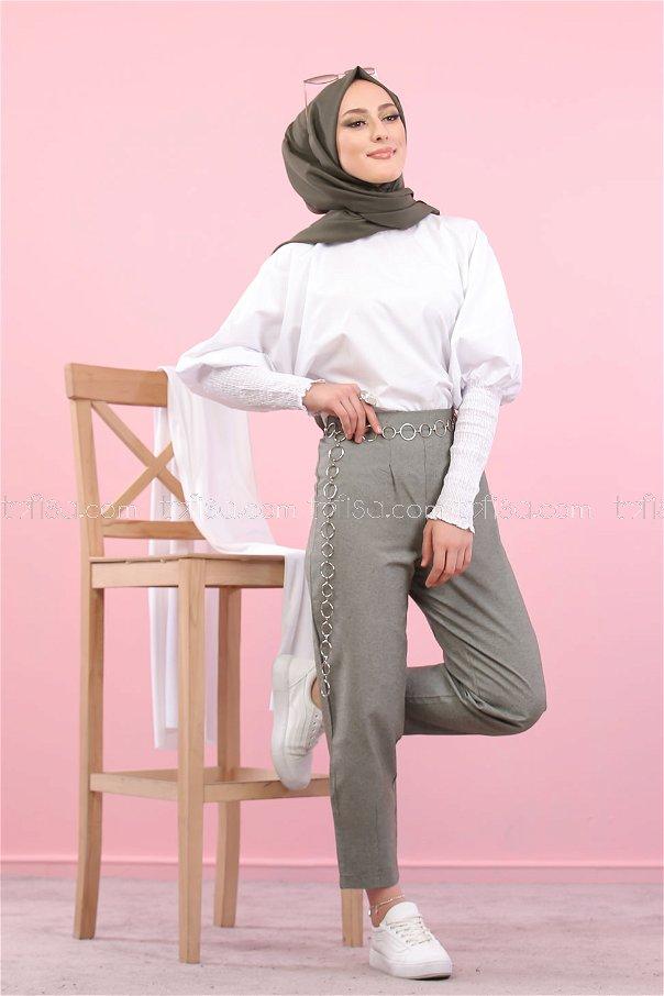 Pants Khaki - 3012