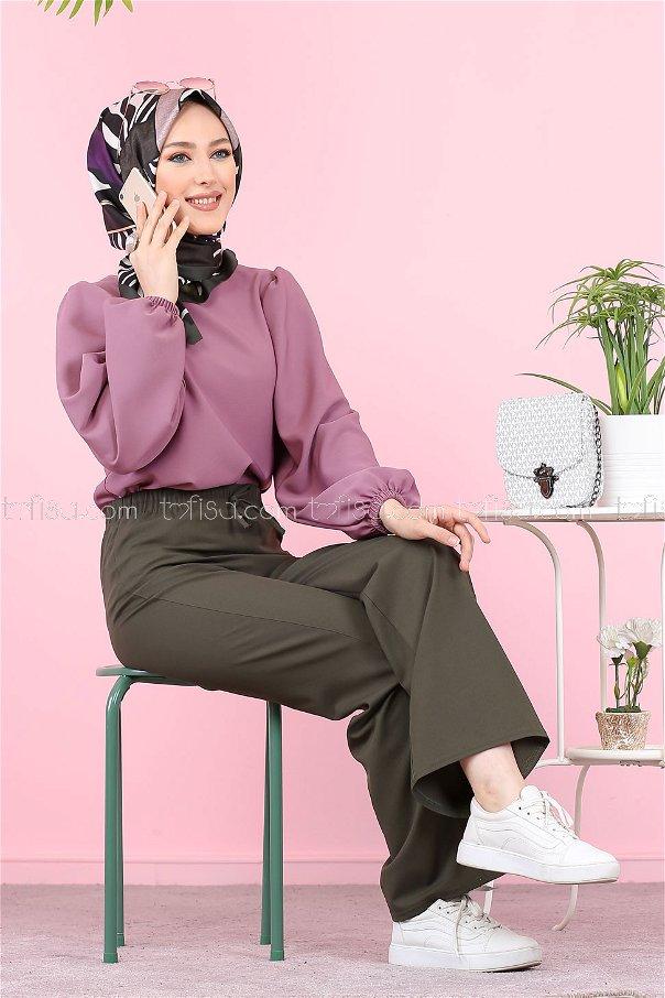 Pants Khaki - 3096