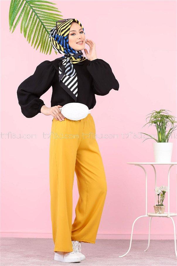 Pants Mustard - 3096