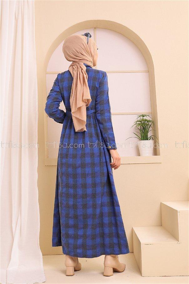 Pocket Dress Sax Anthracite - 3301