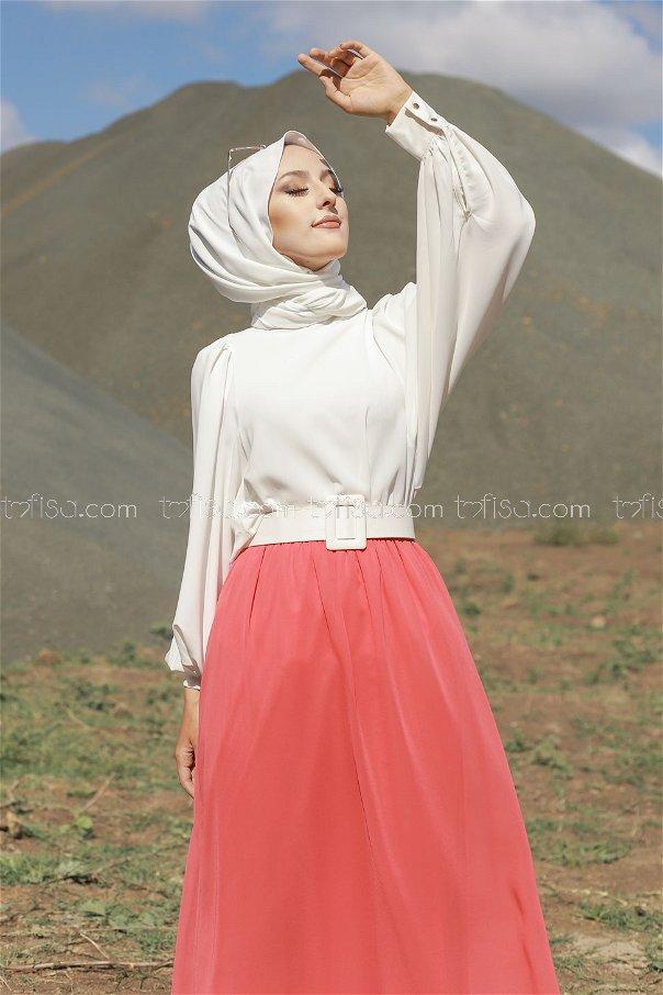 Skirt Pomegranate Flower - 3222
