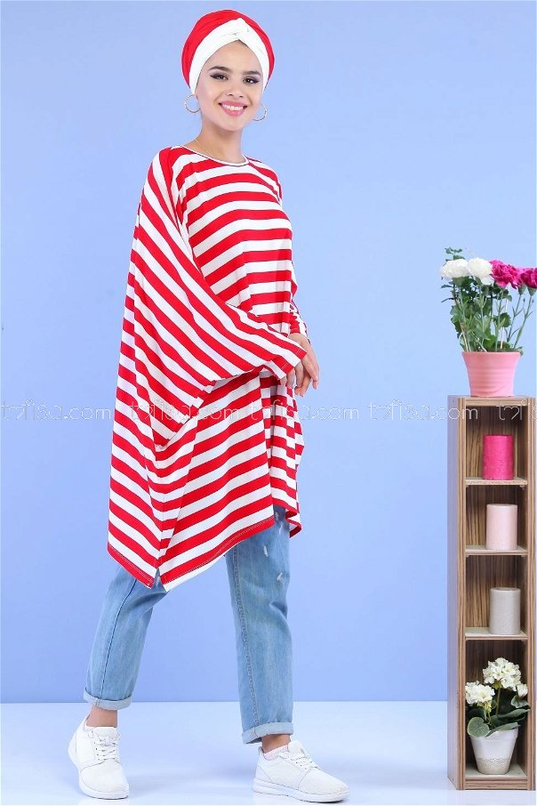 Poncho Red - 02 5127