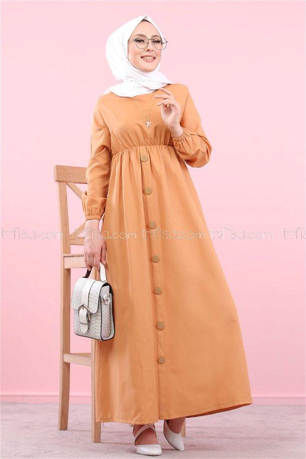 Elbise Hardal - 8369