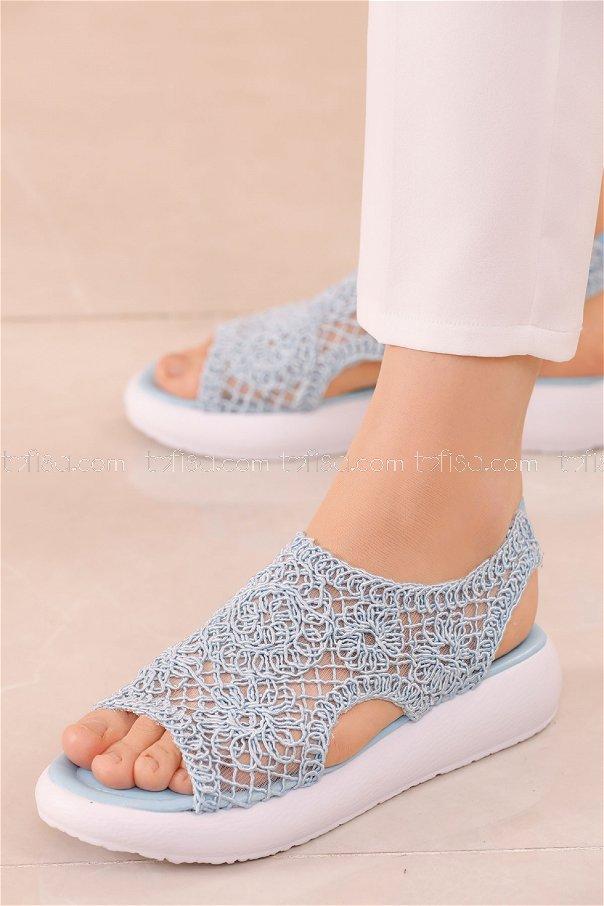 Sandalet BEBE MAVI - 20622