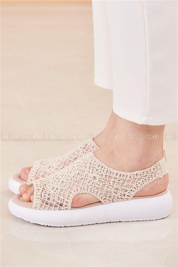 Sandalet BEJ - 20622